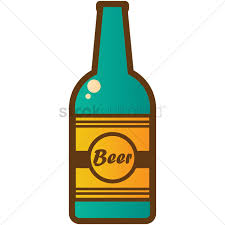 beer vector bottle of german beer vector image 1976981 stockunlimited