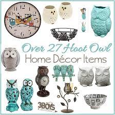 owl home decor pieces u2013 3 boys and a dog