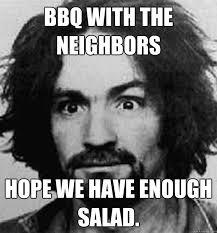 Charles Manson Meme - charles manson house husbund memes quickmeme