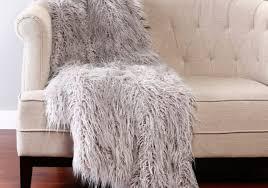 Imitation Sheepskin Rugs Rugs Trendy Grey Faux Fur Sheepskin Rug Prodigious Large Grey