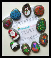 christmas story stones you can find me on facebook https m