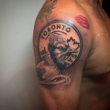 awesome blue jays tattoo torontobluejays