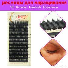 individual extensions 4 trayseyelash extensions 3d individual lashes korea silk mink