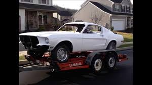 all wheel drive mustang conversion 1968 mustang coupe to fastback conversion