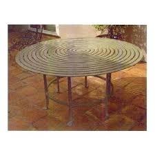Round Patio Furniture Set Circular Garden Furniture U2013 Exhort Me
