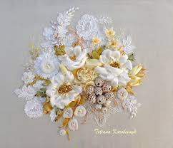 silk ribbon embroidery my works 2015 silk ribbon embroidery