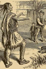 thanksgiving saints strangers chips away ateanksgiving myth real