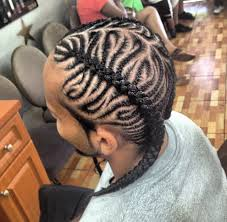 african fish style bolla hairstyle with braids little girls hair braids protective hairstyle cornrows hair