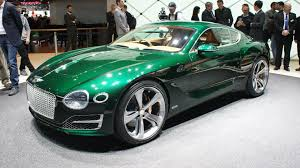 bentley exp 10 bentley hints exp 10 speed 6 concept will spawn two seater sports car
