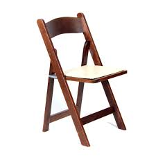 Furniture Interesting Home Depot Folding Chairs With Entrancing by Beautiful Wood Folding Chairs With Padded Seats New Chair Ideas