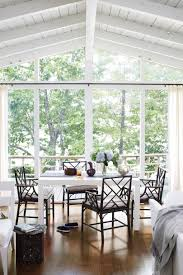 House Plans To Take Advantage Of View Stylish Dining Room Decorating Ideas Southern Living