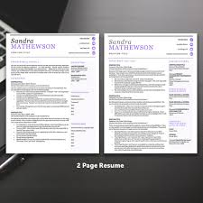 Modern Professional Resume Template Modern Resume Template Professional Resume Template Resume
