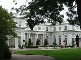 Rosecliff Floor Plan by New England Chapter The Institute Of Classical Architecture