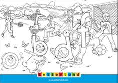 son obsessed letterland free print outs songs