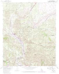 Map Of San Bernardino California Topographic Maps Of San Bernardino County California