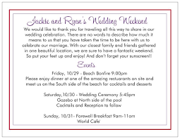 vacation wedding registry our welcome letter made on vista wedding registry wedding