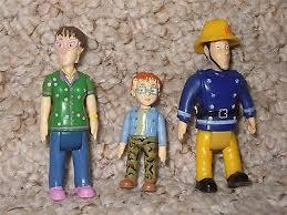fireman sam toys collection ebay