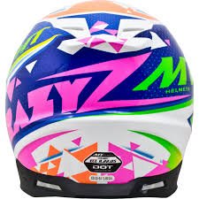 mt synchrony crazy motocross helmet off road dirt bike adjustable