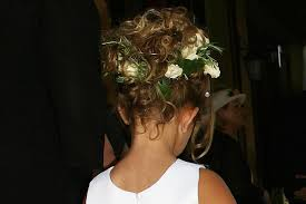 flower girl hair flower girl hair styles medium hair styles ideas 45978