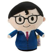 itty bittys superman clark kent stuffed animal itty bittys