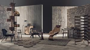 living room vertical and horizontal wood panel wall texture