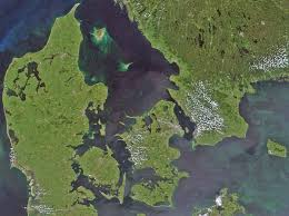 geography of denmark wikipedia
