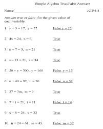 worksheets for algebra 1 worksheets