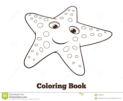 starfish coloring page image information