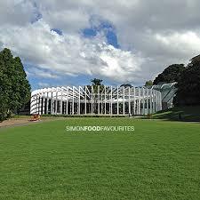 Botanic Garden Sydney Simon Food Favourites Calyx Cafe Royal Botanic Garden Sydney