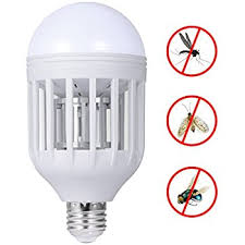 amazon com zapplight led 60w bug zapper bulb by bulbhead insect