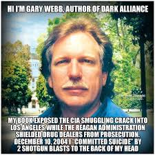 Crack Cocaine Meme - gary webb