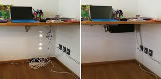 how to organize cables under desk cablebox desks and organizing