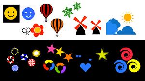 baby sensory high contrast color shapes u0026 patterns visual