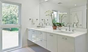 Ideas For White Bathrooms White Bathrooms Can Be Interesting Too U2013 Fresh Design Ideas