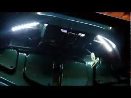 installing led lights in car installing led smd strip lights in a car youtube