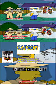 Street Fighter Meme - how some fans feel street fighter know your meme