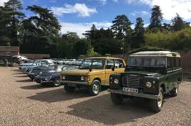 classic land rover jaguar land rover classic drive my top five cars autocar