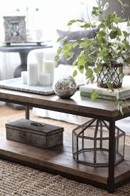Pine Side Tables Living Room 9 Ways To Style Your Coffee Table Coffee Living Rooms And Room