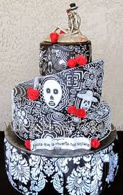 day of the dead wedding cake day of the dead wedding cake wedding ideas