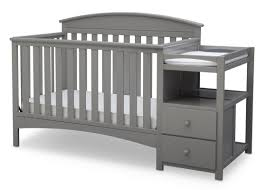 Convertible Cribs With Storage by Delta Children Abby 4 In 1 Convertible Crib And Changer By Delta