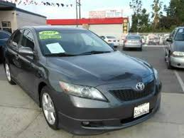 2007 toyota camry kits 2007 toyota camry se moon roof factory sport kit spoiler