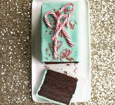 chocolate mint loaf cake recipe bbc good food