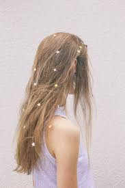 sparkly hair 10 grown up ways to wear glitter in your hair this season