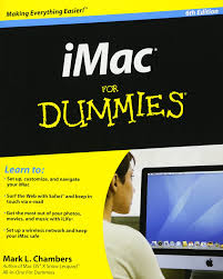 imac for dummies for dummies computers amazon co uk mark l