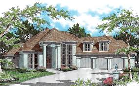 House Plans With Angled Garage Formal Plan With Angled Garage 69353am Architectural Designs