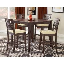tiburon 5 pc dining table set hillsdale furniture tiburon 5 piece counter height dining table set