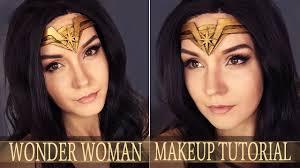 wonder woman makeup tutorial youtube