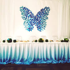 butterflywedding метелики весільнийдекор омбре декор iline decor