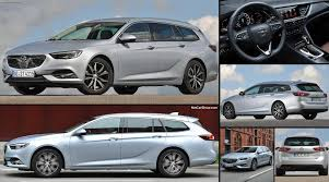 vauxhall insignia grand sport opel insignia sports tourer 2018 pictures information u0026 specs