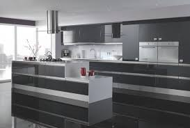 gray gloss kitchen cabinets high gloss kitchen cabinets gray thediapercake home trend